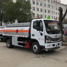 东风5立方加油车