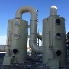锐新环境不锈钢酸雾处理净化喷淋塔废气处理设备BS-15