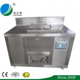 旭康304不锈钢智能厨余垃圾处理器 商场饭店专用垃圾处理机