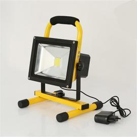 鼎轩照明100W大功率LED轻便充电工作灯JW6331A/B