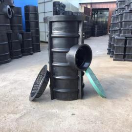 华社定制滚塑一次成型异型产品农用机外壳扫地机壳雨水井水表井800L