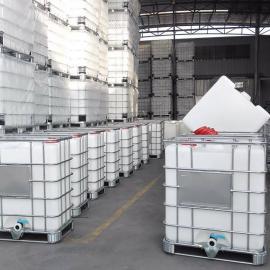 德高洁自动化高压水吨桶清洗线自动化吨桶清洗系统