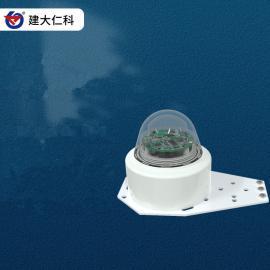 建大仁科光学雨量计 雨量传感器RS-GYL-PL-1