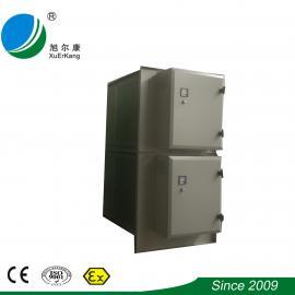 活性炭复合�?� 大型静电吸附光解油烟净化器KX-FHMK