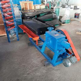 国邦LY1100*500实验室摇床 玻璃钢选矿摇床 小型试验金矿选矿设备