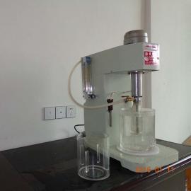 国邦XJT-3L实验室浸出槽 小型变频充气式浸出搅拌机
