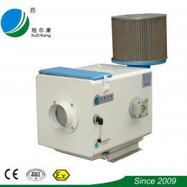 旭康小型机械油雾收集器 油雾回收机 CNC数控车床 电火花