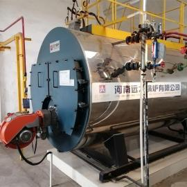 0.7MW1吨锅炉,燃气锅炉