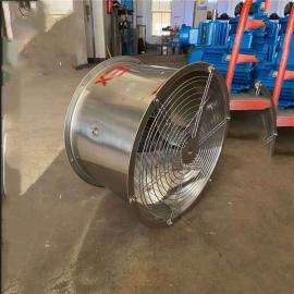 依客思防爆工业排风扇/防爆轴流风机/防爆换气扇BT-35/CBF-300/0.18KW