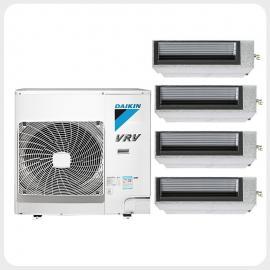 大金DAIKIN大金家用中央空调设备 大金中央空调 大金多联机 大金风管机RPCZQ4BAV