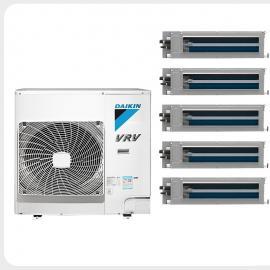 DAIKIN大金变频中央空调主机 大金家用空调设备 大金中央空调一级代理RJFQ140BAV