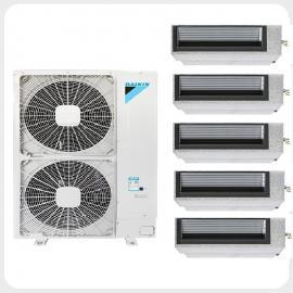 大金DAIKIN大金变频中央空调设备 大金家用空调风口 大金风机盘管多联机RPCZQ7CAV