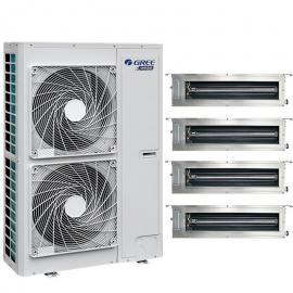 格力GREE格力变频中央空调主机 格力家用中央空调设备 格力多联机 风管机GMV-H160WL/H2