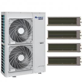 Gree格力家用中央空调风口 格力中央空调设备 格力多联机 风管机空调GMV-H120WL/H2