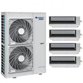 格力家用中央空调格力中央空调GMV star II系列 格力变频多联机 风管机安装 GMV-H140WL/H2
