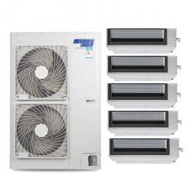 GREE格力商用中央空调设备 格力商用空调主机 多联机 天花机 风管机GMV-H335WL/H2