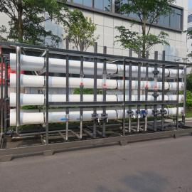绿健20吨 25吨 30吨 50吨RO纯水设备 工业纯水机 大型