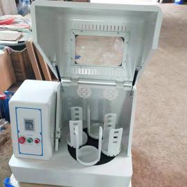 实验室纳米级行星磨机XQM-0.4小型行星球磨机干磨湿磨两用球磨机