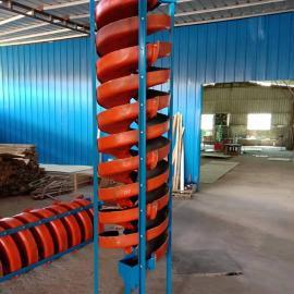 实验室重选设备螺旋溜槽选矿摇床钨锡矿用试验旋转溜槽淘金工具