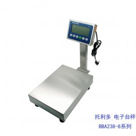 METTLER TOLEDO 不锈钢防水秤BBA238-8B150A/S 电子台秤TCS-150