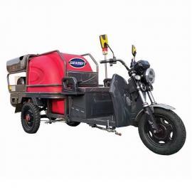 捷恩GEXEEN品牌 高压清洗车 高压冲洗车 电动小型多功能物业保洁用洒水车 道路路面水扫车