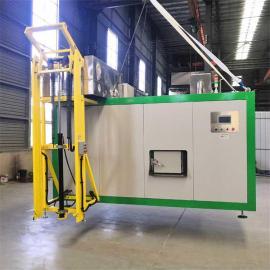 瀚川厨余垃圾油水分离器商用厨房厨余垃圾处理设备5000kg