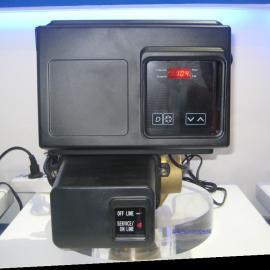 富来克2900双活塞工业软化水控制阀 富莱克电子显示软化水设备全自动软水器