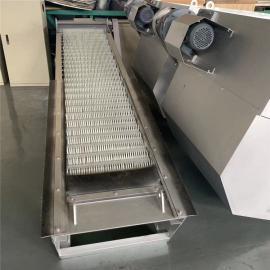飞力环保电动机械格栅除污机GSHZ