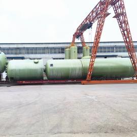 伟恒PP洗涤塔 废气处理工业塔玻璃钢净化塔定做酸雾吸收塔