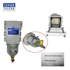 SEPAR FILTER油水分离器、过滤器SWK-2000/10K