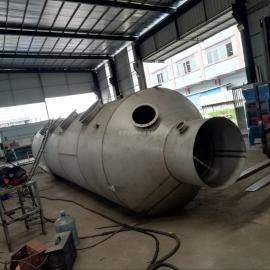朝晖304不锈钢脱硫塔ZH-HB-YQ-10K