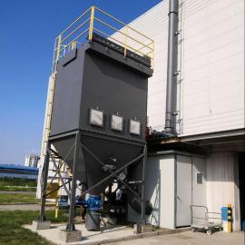 FB-DMC橡塑粉尘集尘系统锡宇