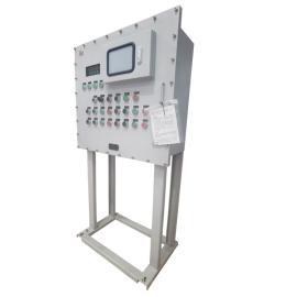 卫隆触摸屏防爆控制柜 人机界面防爆电气控制柜BWB52