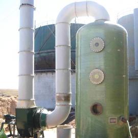 伟恒酸雾洗涤塔 废气处理洗涤塔玻璃钢洗涤净化塔