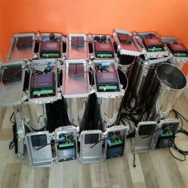 现场拍摄实物图便携式自记雨量记录仪九州晟欣JZ-YL
